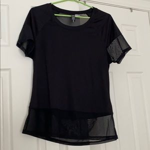 RBX workout top or Sun Protection Top with Mesh